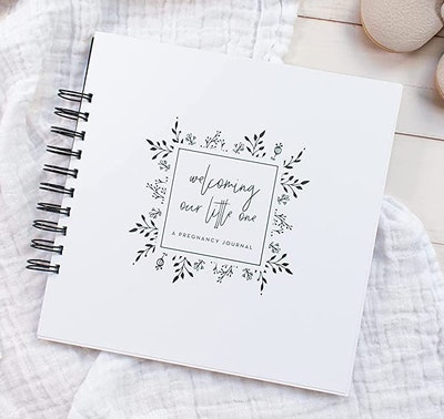 Nuts & Bolts Paper Co. Pregnancy Journal