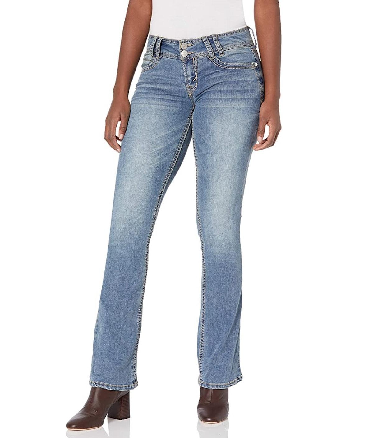 WallFlower Instastretch Bootcut Jeans