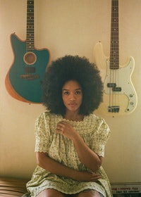 """Bassist April Kae's covers of Cardi B's """"Up"""" and Grover Washington Jr's """"Just The Two Of Us"""" have gone viral on social media."""