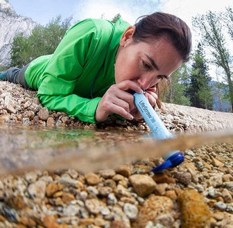 LifeStraw Personal Water Filter Straw