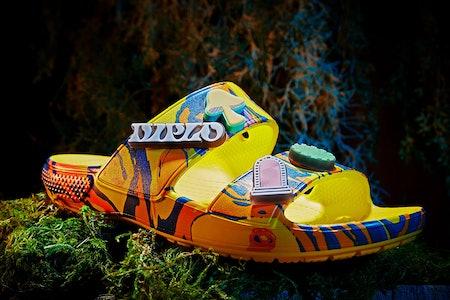 Crocs x Diplo classic sandal