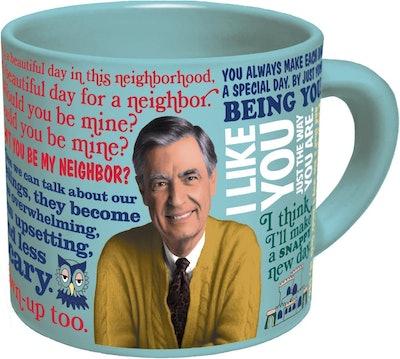 Mister Rogers Heat Changing Mug