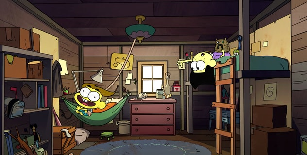 'Big City Greens' is an animated show streaming on Disney+.