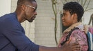 Randall Pearson (Sterling K. Brown) and his daughter Deja (Lyric Ross) on NBC's 'This Is Us' ahead o...