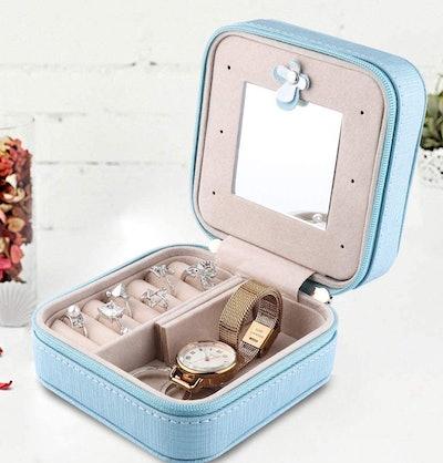 JIDUO Duomiila Small Jewelry Box
