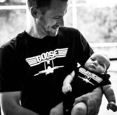 Goose & Maverick Shirt Set