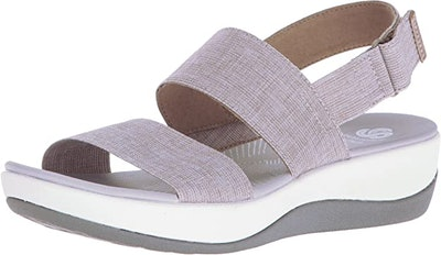 Clarks Arla Jacory Wedge Sandal