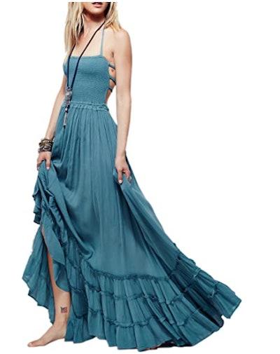 R.Vivimos Backless Dress