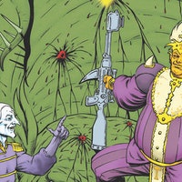"""See """"Donald Trump"""" get decapitated in Thanos creator Jim Starlin's new comic"""