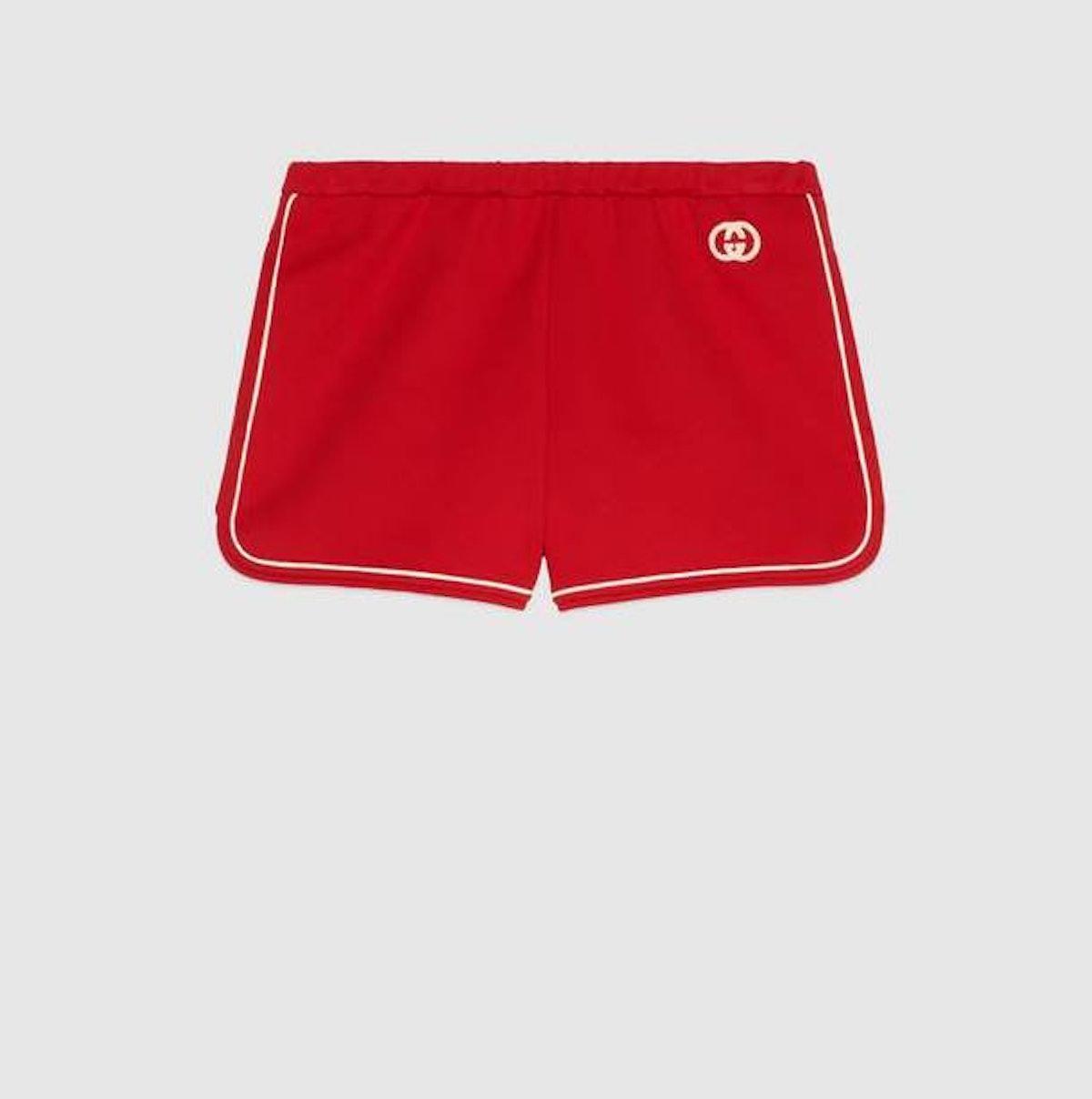 Interlocking G Shorts