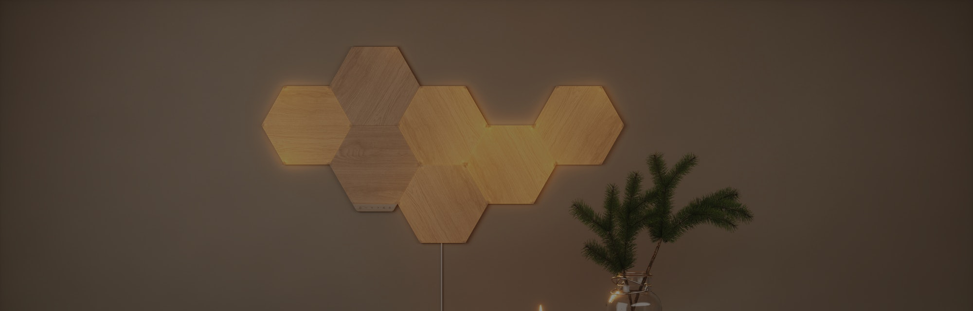 Nanoleaf Elements panels