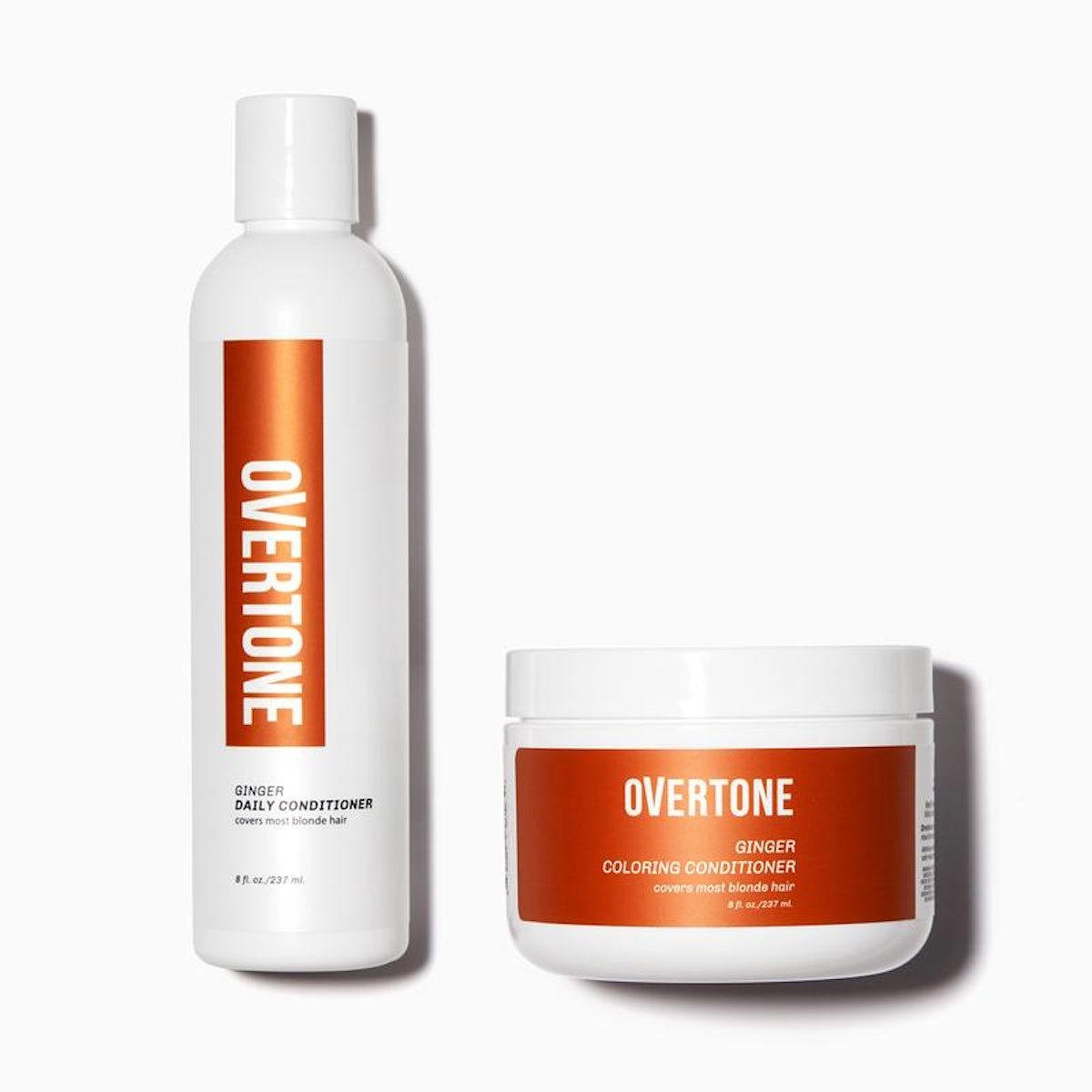 Ginger Healthy Color Duo