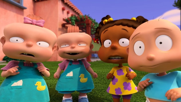 Fans can stream new episodes of 'The Rugrats' on Paramount+