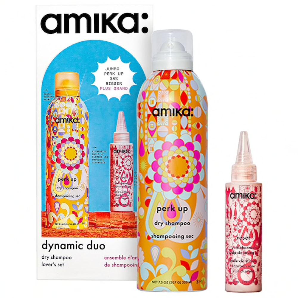 amika Dynamic Duo Dry Shampoo Lover's Set