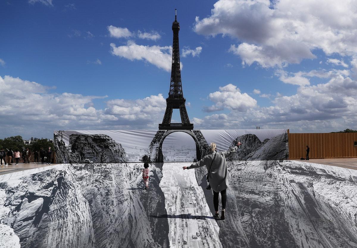 Eiffel Tower Canyon