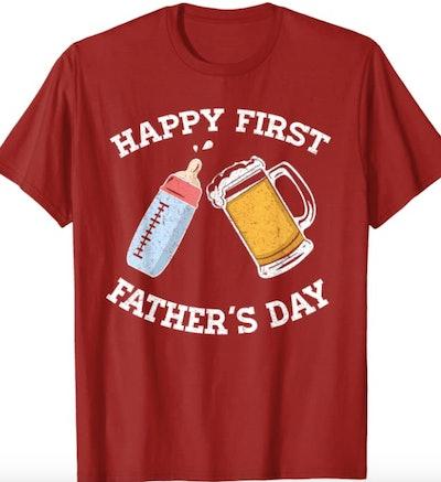 Bottle & Baby Shirt