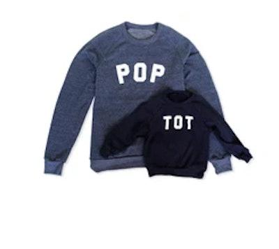 Pop & Tot Shirt Set
