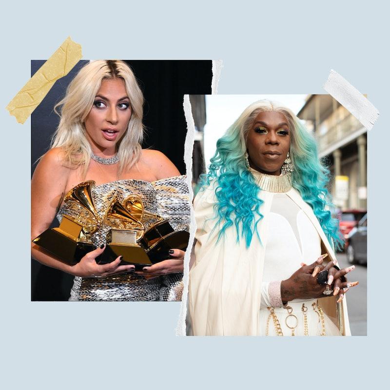 Lady Gaga and Big Freedia.