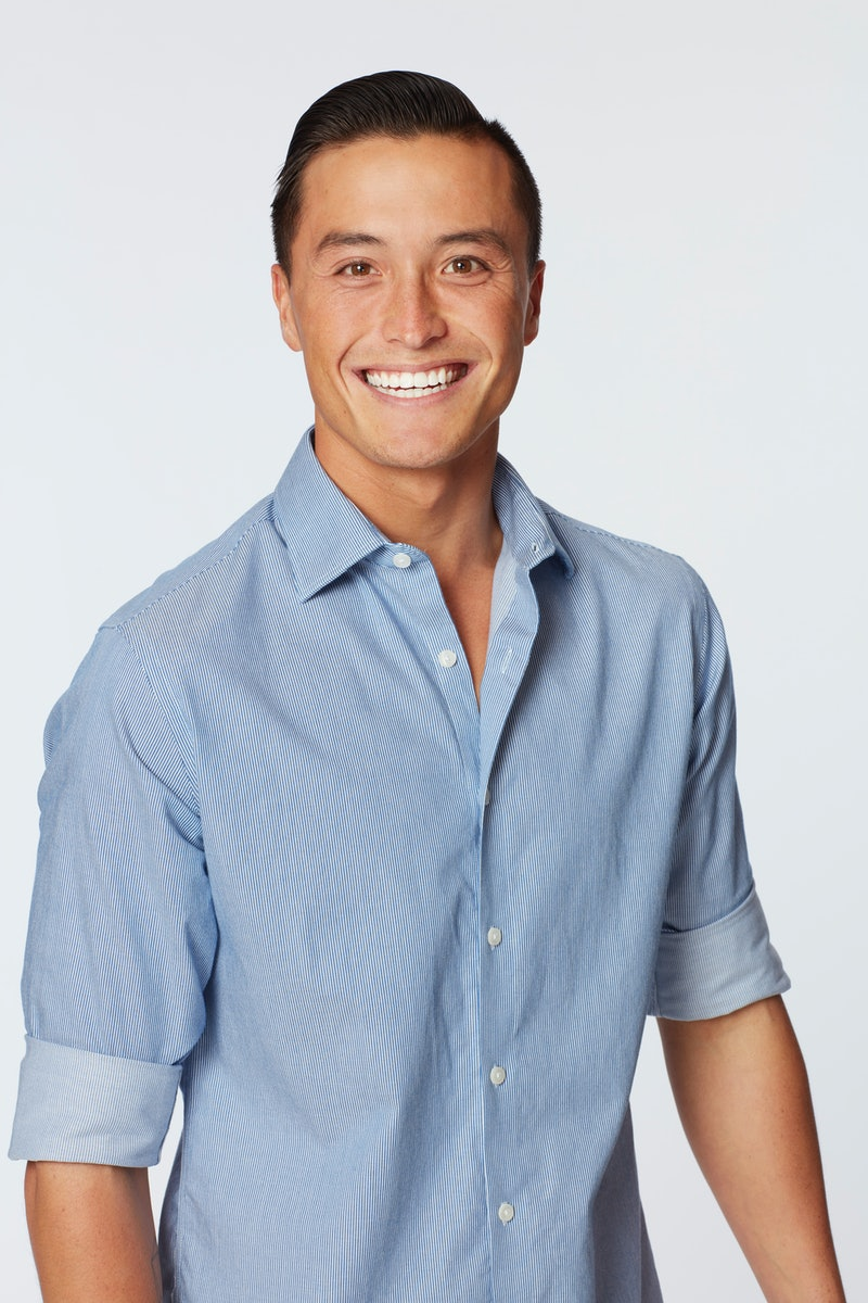 Katie Thurston's 'Bachelorette' contestant John Hersey, one of her rumored frontrunners via the ABC press site