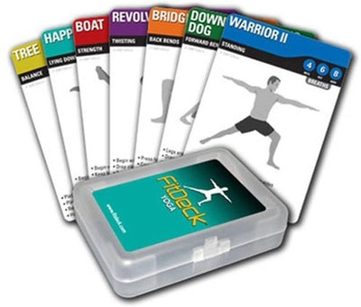 Fitdeck Exercise Cards
