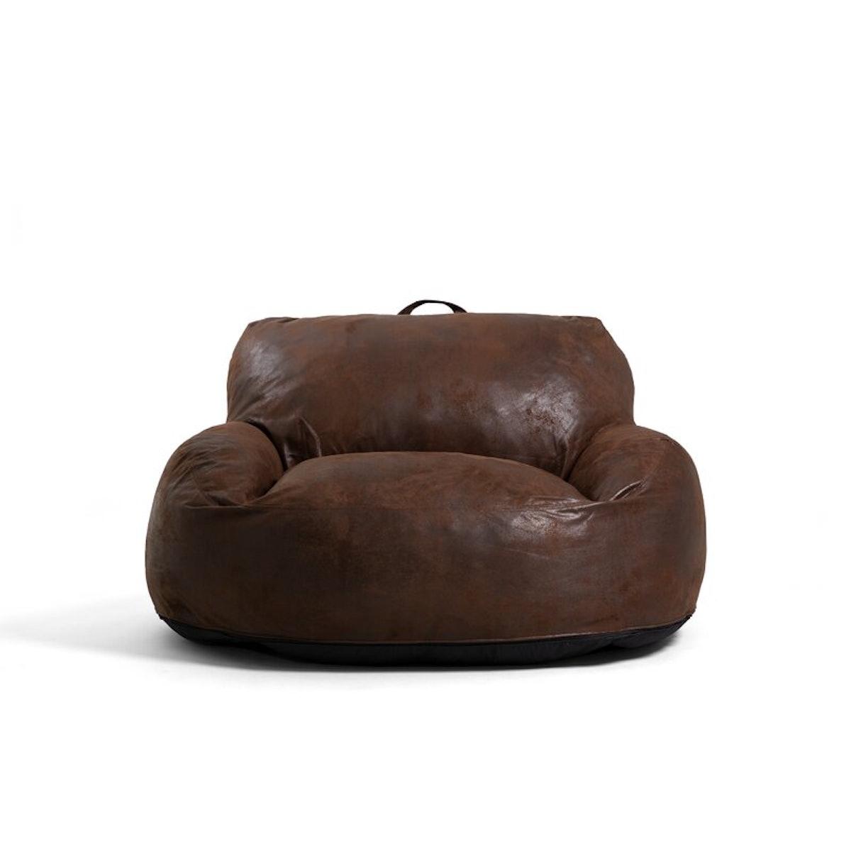 Big Joe Nestle Large Bean Bag Sofa