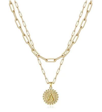 Ursteel Layered Choker Necklaces