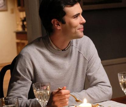 Blake Lee plays Martin Harris in 'Cruel Summer' Episode 9.