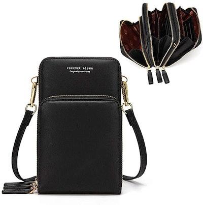 myfriday Lightweight Crossbody Phone Bag