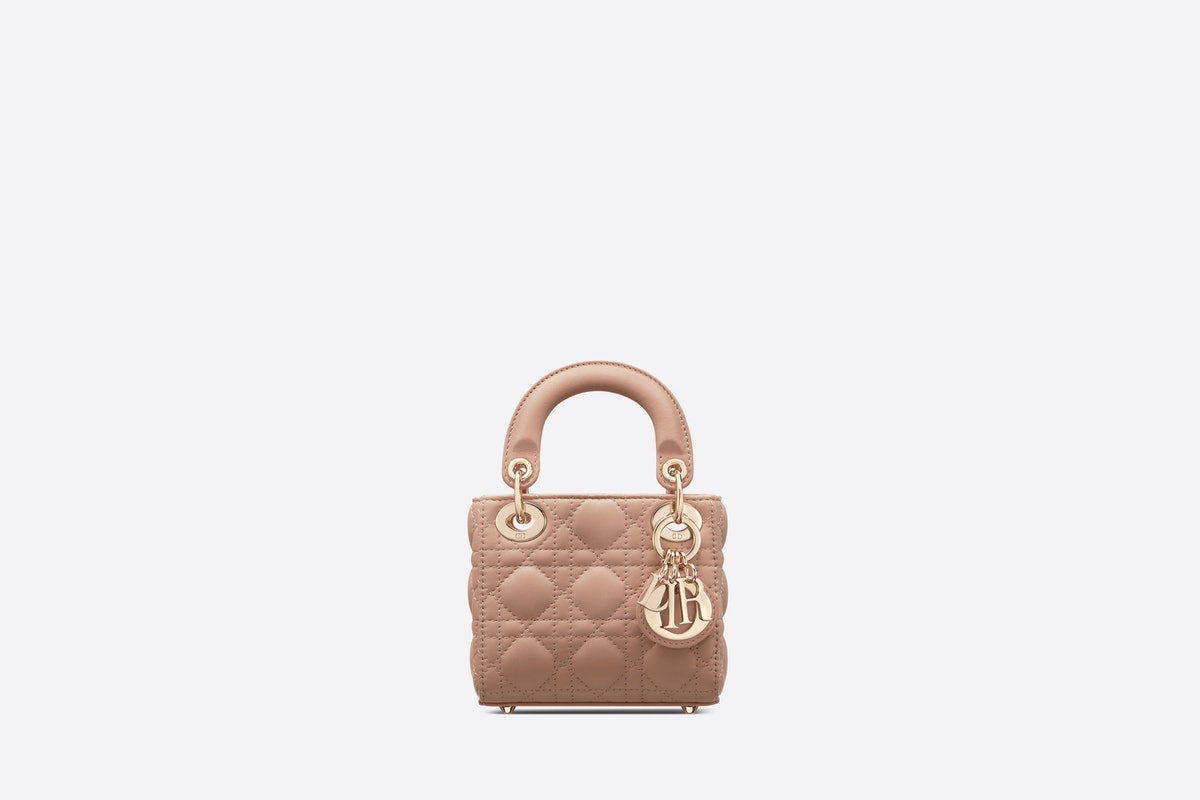 Micro Lady Dior Bag