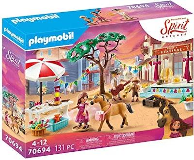 Playmobil 'Spirit: Untamed' Miradero Festival