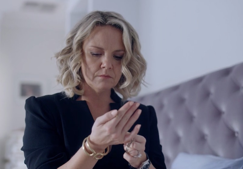 Charlie Brooks In C5 drama Lie With Me
