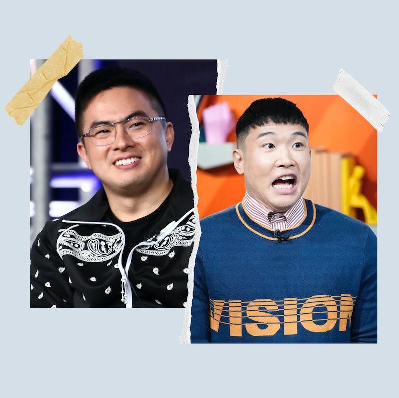 Bowen Yang and Joel Kim Booster