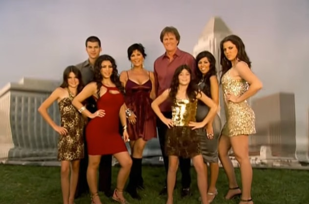 All 19 seasons of 'Keeping Up With the Kardashians' are streaming on YouTube.
