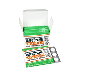 TheraBreath Fresh Breath Chewing Gum