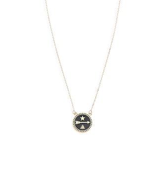 Dream Petite Champleve Enamel Stationary Necklace