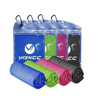 YQXCC Cooling Towel (4-Pack)