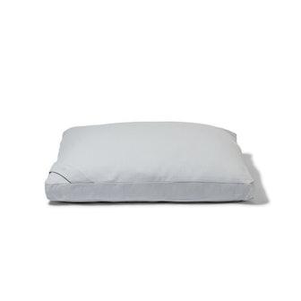 Organic Flat Meditation Cushion - pebble