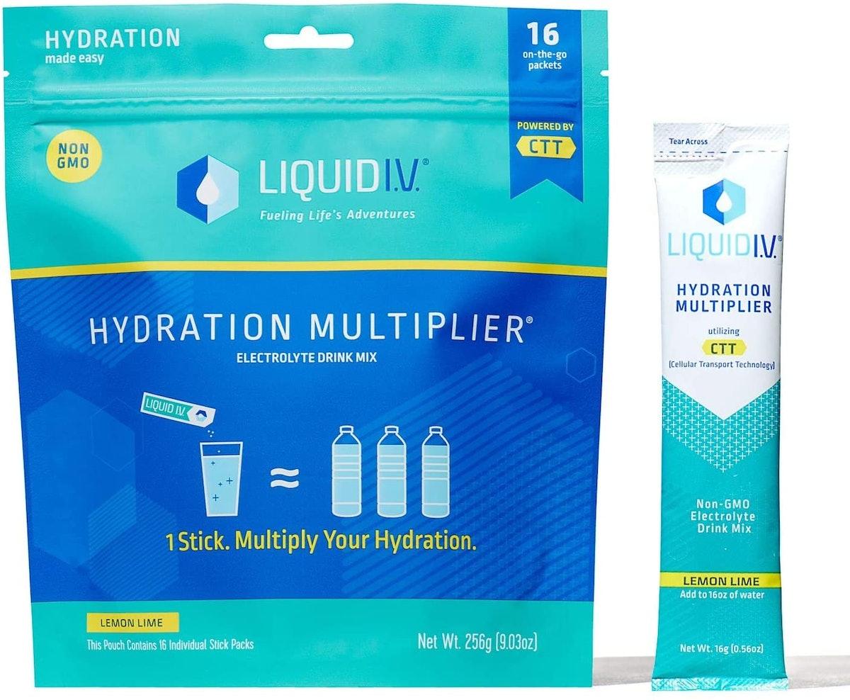 Liquid I.V. Hydration Multiplier Lemon Lime