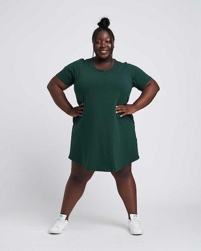 Halie T-Shirt Dress