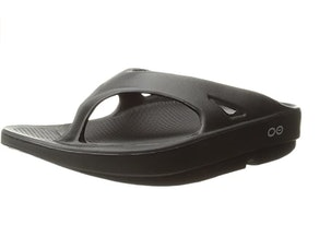 OOFOS Post Exercise Active Sport Recovery Thong Sandal