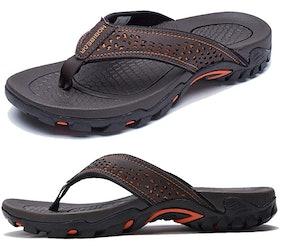 KIIU Thong Sandals Indoor And Outdoor Beach Flip Flop