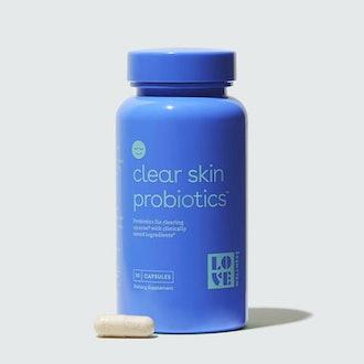Clear Skin Probiotics