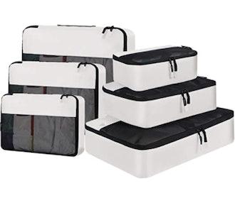 BAGAIL Packing Cubes (Set of 6)