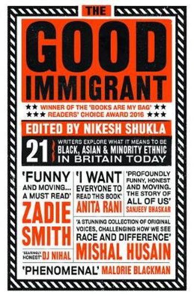 'The Good Immigrant' by Nikesh Shukla