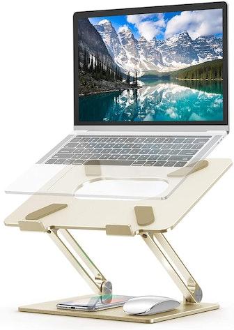 Ergonomic Adjustable Notebook Stand