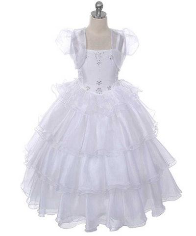 Organza Communion Dress