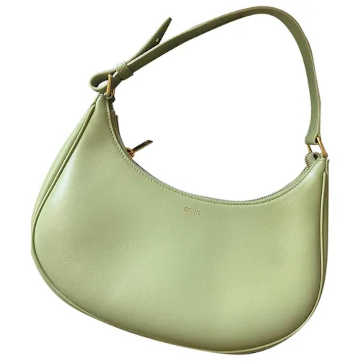 Ava Bag in Sage