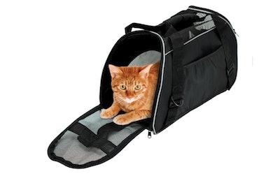 Bencmate Soft-Side Pet Carrier Travel Bag