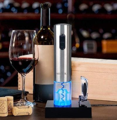 Secura Electric Wine Bottle Opener