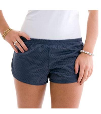 Soffe Mesh Teeny Tiny Shorts